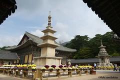 Bulguksa, Gyeongju, South Korea (Sekitar) Tags: asia eastasia southkorea korea south bulguksa unesco gyeongju earthasia stupa pagoda