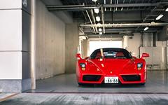 Ready to Race. (Alex Penfold) Tags: ferrari enzo japan supercars supercar super car cars autos alex penfold 2016 fuji speedway