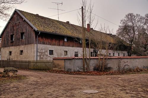 Altes Wirtschaftsgebäude