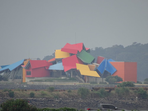 the BioMuseo biodiversity museum, Frank Gehry's First Project in Latin America