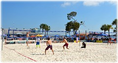 Gulfport, Florida (lagergrenjan) Tags: gulfport florida tampa bay beach bums volleyball tournament