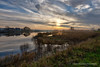Happy New Year! (in explore 30-12-2016) (Marc Haegeman Photography) Tags: ijssel sunset nederland netherlands rotterdam nikon marchaegemanphotography outdoor river riverbanks moody autumn winter