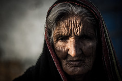 Madi (Harshal Orawala) Tags: oldlady 121clicks portrait india gujarat bhuj harshalorawala