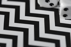 Cornered (ereid88) Tags: macromondays corner macro indoor black white tokina100mmf28