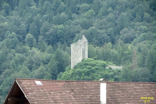 Vilsegg Castle ruins