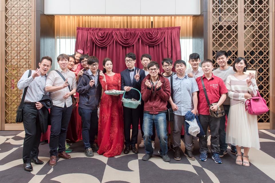 台南婚攝 晶英酒店 婚禮紀錄 C & Y 129