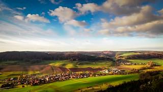 #Reinstädt in #Thüringen - my first timelapse