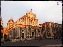 Kathedrale Sant'Agata, Catania, Sizilien (Anne O.) Tags: sizilien italien catania santagata
