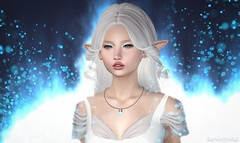 .we all have magic inside us. (Jasmine * Stardust it's magic) Tags: medieval fantasy fair storm wood hills runic crystal necklace second life sl secondlife magical magic elf dreamy mandala ears catwa maitreya ikon ad