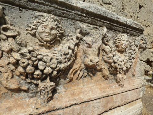Uzuncaburc temple architectural details (6)
