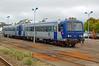 X 2144, Auray 4 August 2011 (jrs1967_1) Tags: classx2100 2144 sncf singlerailcar dieselrailcar garedauray nikond40