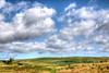 High Summer, Wharfedale (robin denton) Tags: wharfedale yorkshiredales yorkshire yorkshiredalesnationalpark northyorkshire nationalpark hdr britishcountryside countryside englishcountryside limestone karstscenery karst ruralscene rural landscape yorkshirelandscape sky clouds outdoor fields