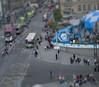 Edinburgh Princes Street Tilt Shift (Sarah Muirhead Photography) Tags: edinburgh nikon tilt shift micro miniture lothian bus sir walter scott monument pedestrian cityscape