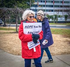 2017.01.21 Women's March Washington, DC USA 2 00130