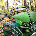 Lost oldtimer HDR PANORAMA - Creative Commons thumbnail
