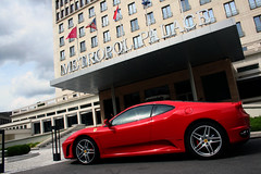 Ferrari F430 (Vuk Vranic) Tags: red cars car digital race canon fire eos 350d extreme serbia ferrari vuk exotic belgrade executive canoneos350d rare beograd supercar bg bgd f430 supercars exoticcars srbija luxurycar exoticcar 2015 luxurycars flams canoneos350ddigital worldcars vranic vukvranic