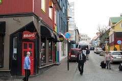 Kiki Bar (Laura_Horne) Tags: reykjavik lgbt kiki queerbar colourfulbuildings laugavegur22