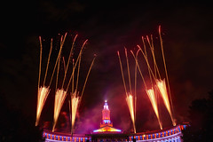 Denver Civic Park Independence Eve Fireworks Celebration (Uptown Denver Photography) Tags: usa weather night project colorado fireworks events denver event entertainment foodanddrink musicfestival civicpark
