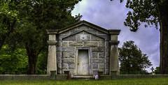 Billy Mahone (mtalplacido) Tags: cemetery petersburg csa petersburgvirginia blanfordcemetery csagravesite thesiegeofpetersburg thebattleofpetersburg billymahone