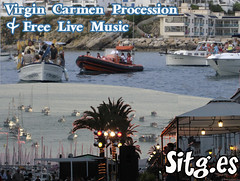 """Sitges-Virgin-Carmen-Procession • <a style=""""font-size:0.8em;"""" href=""""http://www.flickr.com/photos/90259526@N06/19561282658/"""" target=""""_blank"""">View on Flickr</a>"""