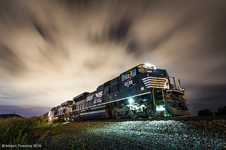 Norfolk Southern Q46 in Chillicothe, Ohio