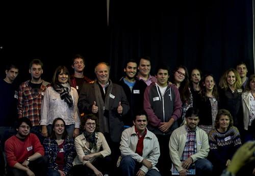 Equipo Organizador, Voluntarios, Oradores y Sponsors