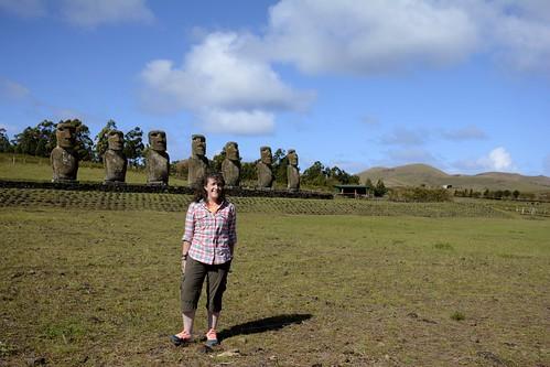 Ahu Akivi (The Seven Explorers) - Rapa Nui (Easter Island) - 13
