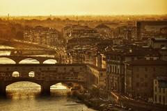 arno river before sunset (paddy_bb) Tags: travel italien italy florence arno florenz toskana ponteveccio 2015 nikond5300 paddybb