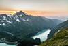 Gr. Wiesbachhorn 3564m (maniwm) Tags: snow mountains austria hike glacier mountainlake wiesbachhorn glocknergruppe