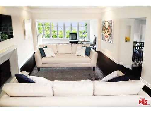 Дом в Голливуд Хилс