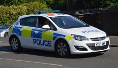 KX63VWN (Cobalt271) Tags: police northumbria vehicle 13 astra vauxhall response cdti kx63vwn