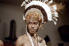 27-391 (ndpa / s. lundeen, archivist) Tags: costumes man color film festival fiji 35mm necklace costume clothing traditional nick feathers culture suva demonstration southpacific tradition 1970s 27 1972 youngman headdress dewolf oceania pacificartsfestival pacificislands shellnecklace festivalofpacificarts southpacificislands nickdewolf photographbynickdewolf festpac pacificislandculture southpacificfestival reel27 southpacificartsfestival southpacificfestivalofarts fiji72