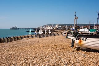 Eastbourne Beach-3337