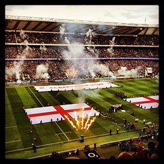 England vs NZ #comeonengland (maxbarson) Tags: comeonengland uploaded:by=flickstagram instagram:photo=59109783394090694842230827