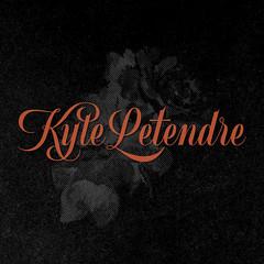 Kyle Letendre (Kyle J. Letendre) Tags: logo typography personal identity type script brand branding logotype spencerian