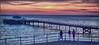 Sunset - Totland Pier - Isle of Wight (rogermccallum) Tags: sunset totland peir jetty coast sea solent