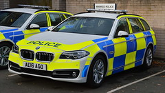 Cambridgeshire Police | BMW 530D | Roads Policing Unit | AE16 AGO (Chris' 999 Pics) Tags: cambridgeshire police bmw 530d traffic car rpu roads policing unit brand new old marked force hq law enforcement 999 112 crime criminal prevention anpr automatic number plate recognition ae16ago