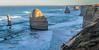 Geological transients (Howard Ferrier) Tags: oceania landmass sunrise australia panorama southernocean ocean waves coast island victoria southwest twelveapostles stack cliff portcampbellnp princetown au