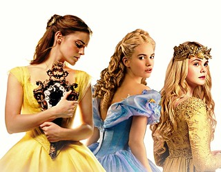 Disney's Live Action Royalty💙