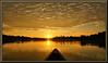 Not today (WanaM3) Tags: wanam3 sony a700 sonya700 texas pasadena clearlakecity armandbayou bayou bayareapark park outdoors vista landscape clouds sun reflection canoe canoeing paddling goldenhour golden dawn sunrise