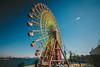 Kobe Port_3 (hans-johnson) Tags: sea kobe hyogo japan kobeport port asia kinki kansai nippon nihon canon eos eos5d eos5dm3 5dm3 神戸港 神戸 兵庫 ジャパン 近畿 関西 日本 umi architecture tower building 戶外 天際線 建築 塔 建築大樓 建築物 摩天大廈 blue sky bluesky ferris wheel ferriswheel vsco