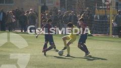 Liga Infantil. Villarreal CF 2-0 Levante UD (18/02/2017), Jorge Sastriques