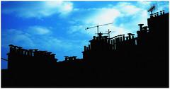 Paris - Chimneys (na_photographs) Tags: schornsteine roofs dach roof cheminée