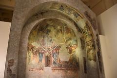 Absis de Santa Maria de Ginestarre (esta_ahi) Tags: mnac barcelona santamariadeginestarre esterridecardós valldecardós pallarssobirà lleida lérida spain españa испания pintura romànic románico