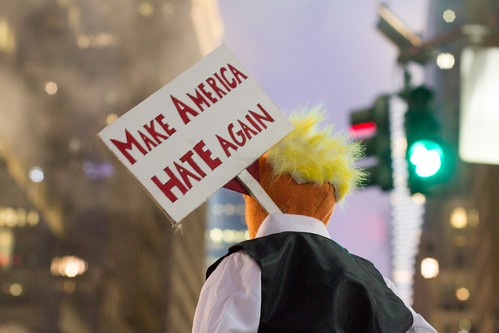 Make America Hate Again Puppet