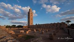 MOROCCO - Marrakech (Asier Villafranca) Tags: marrakech morocco koutoubia mosque minaret