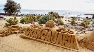 Faro de Maspalomas, Gran Canaria, Spain - 4796