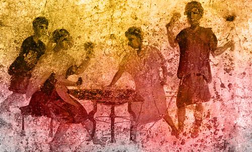 "Petteia - Ludus Latrunculorum  / Iconografía de las civilizaciones helenolatinas • <a style=""font-size:0.8em;"" href=""http://www.flickr.com/photos/30735181@N00/32522186825/"" target=""_blank"">View on Flickr</a>"