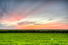 The sun sets over the meadows. (Alex-de-Haas) Tags: dutch dutchskies hdr holland hollandseluchten marken nederland nederlands netherlands noordholland beautiful daglicht daylight highdynamicrange landscape landschap licht light lucht meadow meadows mooi polder schiereiland sky summer sunset sunsetlight thesunisdrawing weiden weiland weilanden zomer zonsondergang