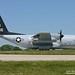 166765 KC-130J USMC VMGR-352 RAF Lyneham 24.5.09